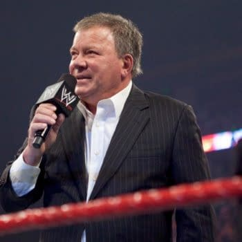 William Shatner Is Free on April 6, So He's Going In The WWE HoF
