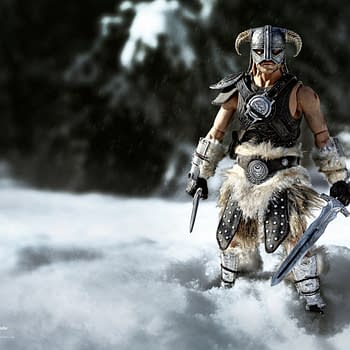 The Dragonborn Returns as Pure Arts Reveals New Skyrim Figure