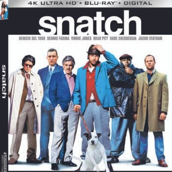 Snatch Hits 4K Blu-ray On June 1st, A Must-Add To The Collection