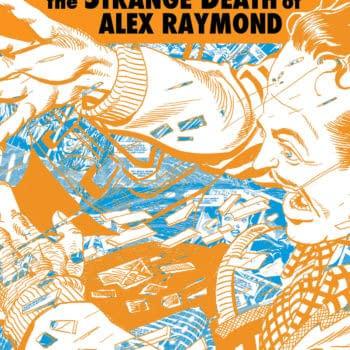 Finally, Dave Sim's The Strange Death Of Alex Raymond Fully Published