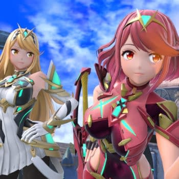 Pyra/Mythra Have Now Joined Super Smash Bros. Ultimate