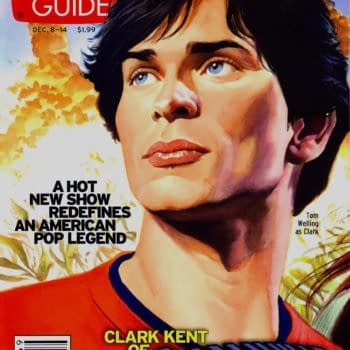 TV Guide #2415 Cover A