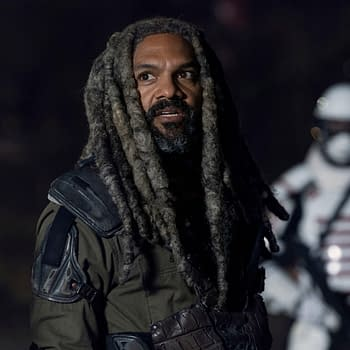 The Walking Dead Season 11: Khary Payton Goes Darth Ezekiel