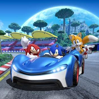 SEGA Reveals Team Sonic Racing Is Headed To Amazon Luna