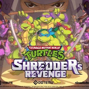 Dotemu Announces Teenage Mutant Ninja Turtles: Shredder's Revenge