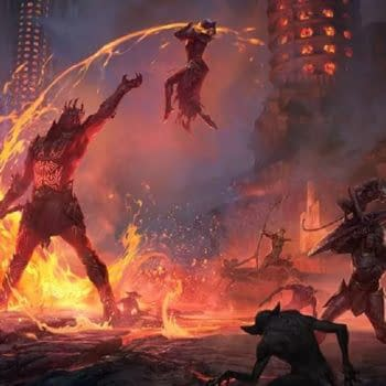 The Elder Scrolls Online: Flames of Ambition Goes Live With