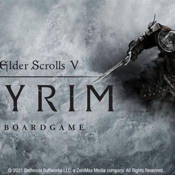 The Elder Scrolls V: Skyrim Is Getting A Board Game