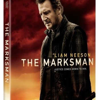 Liam Neeson Action Film The Marksman Hits Blu-ray May 11th