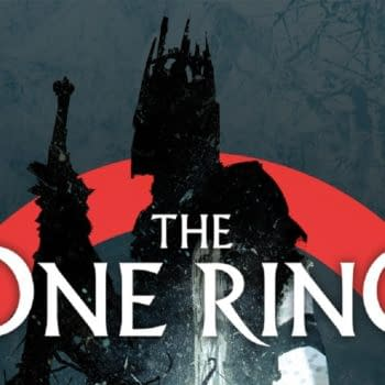 The One Ring RPG Scores $1.5M Crowdfunding