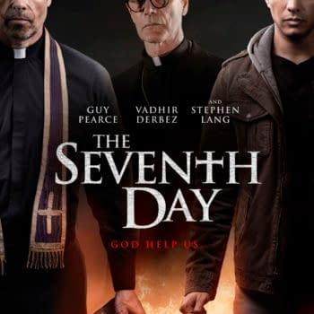 Trailer For Steven Lang/Guy Pearce Horror Film The Seventh Day Debuts