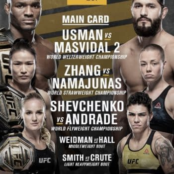 UFC 261 Sells Out, Arena To Hold Over 15,000 Fans In Jacksonville