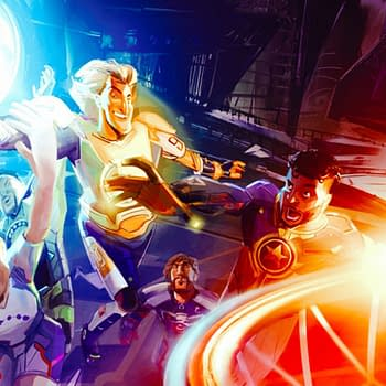 More Details Come Out For Ultimate Rivals With A Trailer