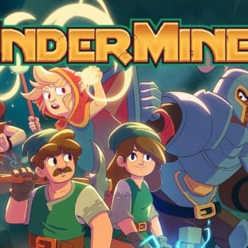 UnderMine Is Coming To PS4 & PS5 On March 30th