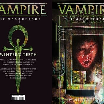 Some Thoughts On Vampire The Masquerade: Winters Teeth #6