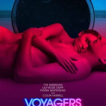 Voyager Trailer Includes, Sex, Drugs and Chaos in This New Sci-Fi Thriller