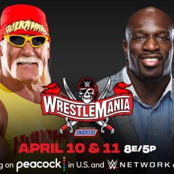 Hulk Hogan and Titus O'Neil will host WrestleMania
