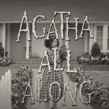 "WandaVision: Kathryn Hahn on Her iTunes Milestone ""Agatha All Along"""