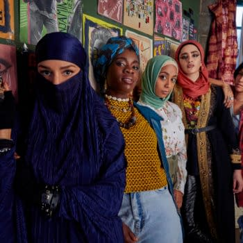 First Look At Nida Manzoor's We Are Lady Parts From Channel 4