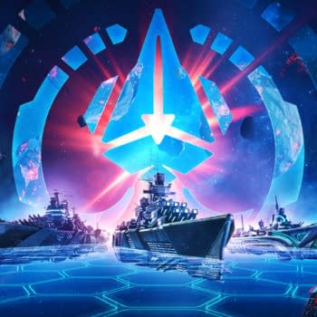 World of Warships: Legends Fires Into Space With April Fool's Event