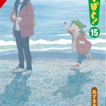 Yostuba&I! Vol. 15: Yen Press Announces Return of Manga in September
