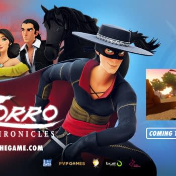Zorro The Chronicles, The Game Will Be Heroically Playable This Fall