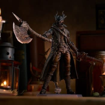 Bloodborne: The Old Hunters Get New Figure Release From Max Factory