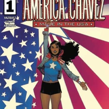 America Chavez Made In The U.S.A. #1 Review: Vulnerable