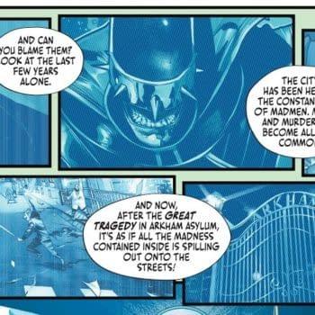 The Joker, Batman, Bane, A-Day And Arkham Asylum In Infinite Frontier