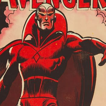 Visions First Appearance in Avengers #57 Rides the #WandaVision Wave
