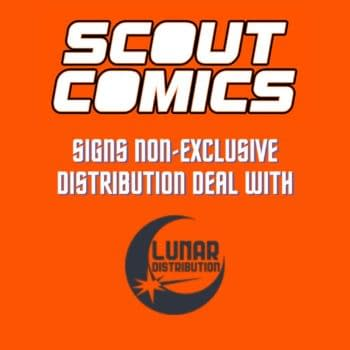Scout Comics To Be Distributed By Lunar