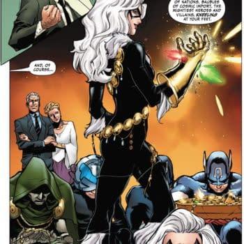 DC Has Infinite Frontier Event, Marvel Has Infinite Destinies Event