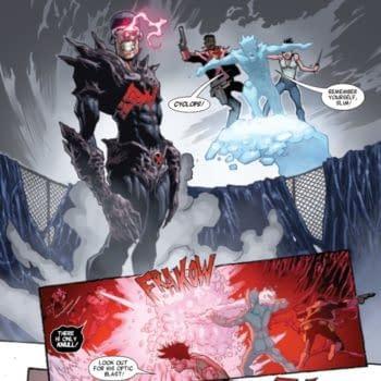 Krakoan X-Men - Cable #9, Excalibur #19