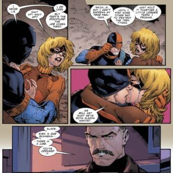 "Today, DC Comics Defines Deathstroke As A ""Pedophiliac Rapist"""