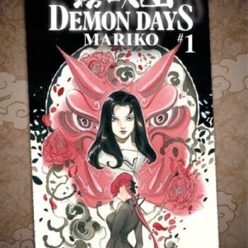 Peach Momoko Creates Demon Days: Mariko From Marvel In June 2021