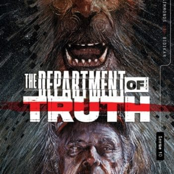 The Department Of Truth Goes After Bigfoot Next