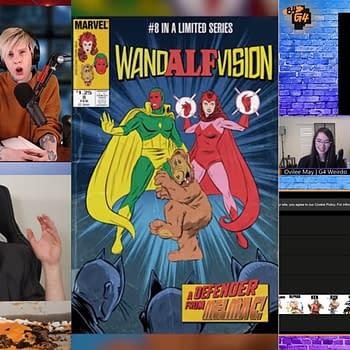 G4 B4G4 Recap: WandaVision Easter Eggs Mean Fan Comments &#038 More