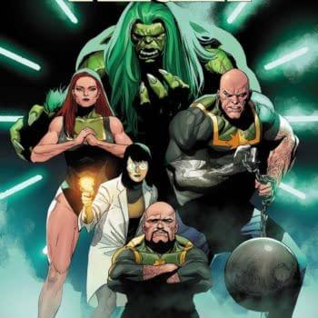Al Ewing, Crystal Frasier, Lan Medina Launch Gamma Flight From Marvel