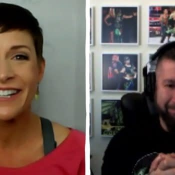 Shane Helms informs Molly Holly she'll be joining the WWE Hall of Fame