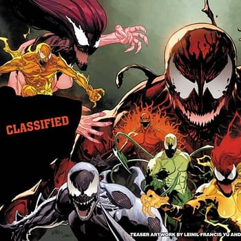 Marvel Launches Extreme Carnage In July With New Silhouette Mystery