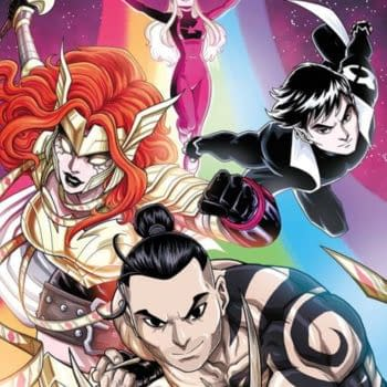 Marvel Announce Marvel's Voices: Pride #1