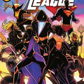 Justice League #59 Review: Failed To Connect