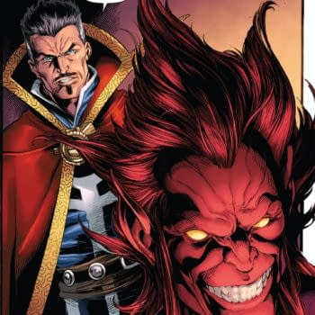 Don't Worry WandaVision Fans, Mephisto Is Still Marvel's Big Bad