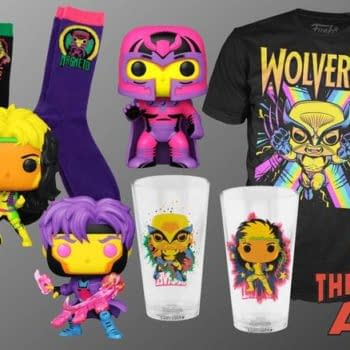 The X-Men Get Black Light Releases With New Funko Target Exclusives