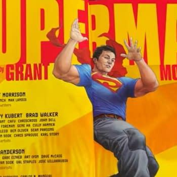 Scholly Fisch And Ballon Errors in In Grant Morrison Superman Omnibus