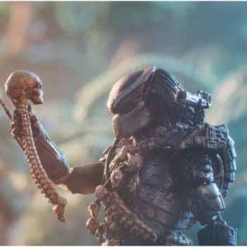 Predator Jungle Hunter Hunts Again With Hiya Toys Revised Figure