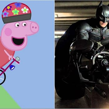 Peppa Pig vs Batman: A Fight for the Ages- But Who Reigns Supreme