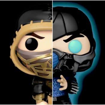 Sub-Zero and Scorpion Get Deadly With Funko Mortal Kombat Pops