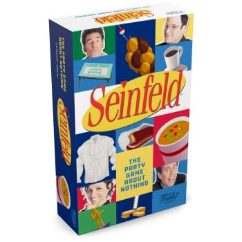 Funko Games' Seinfeld Party Game Coming To Target & Retail Shelves