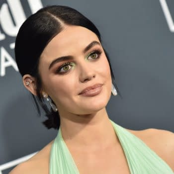 LOS ANGELES - JAN 12: Lucy Hale arrives for the 25th Annual Critics' Choice Awards on January 12, 2020 in Santa Monica, CA (DFree / Shutterstock.com)