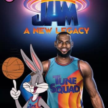 DC Publish Space Jam: A New Legacy Graphic Novel Without Pepe Le Pew